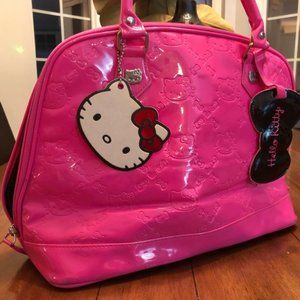 Hot Pink Loungefly Hello Kitty Bag Purse ❤️